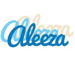 Aleeza breeze logo