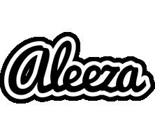 Aleeza chess logo