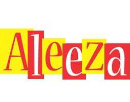 Aleeza errors logo