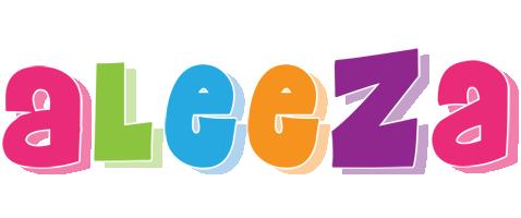 Aleeza friday logo