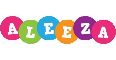 Aleeza friends logo