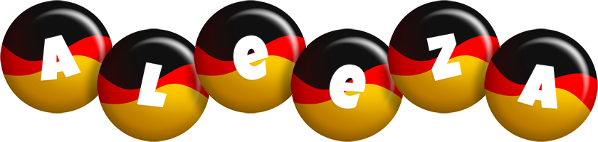 Aleeza german logo