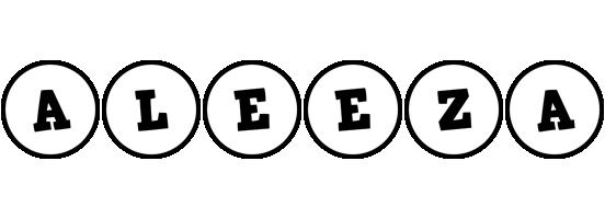 Aleeza handy logo