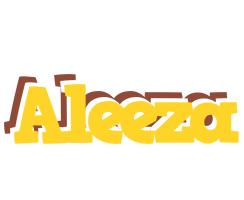 Aleeza hotcup logo