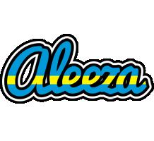 Aleeza sweden logo