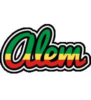 Alem african logo