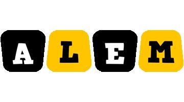 Alem boots logo