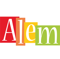 Alem colors logo