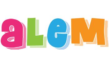 Alem friday logo
