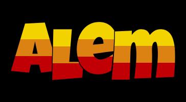 Alem jungle logo