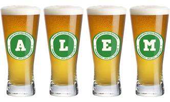 Alem lager logo