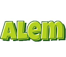 Alem summer logo
