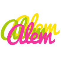 Alem sweets logo