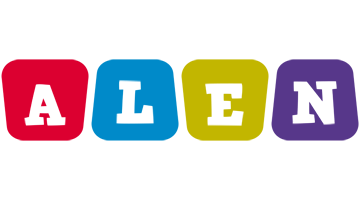 Alen kiddo logo