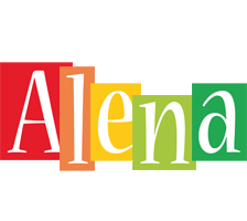 Alena colors logo