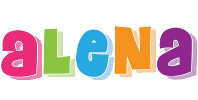 Alena friday logo