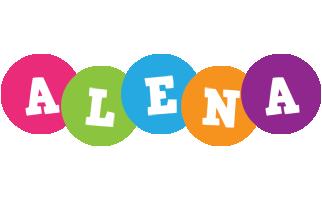 Alena friends logo