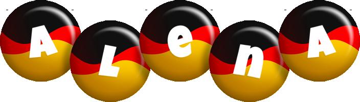 Alena german logo