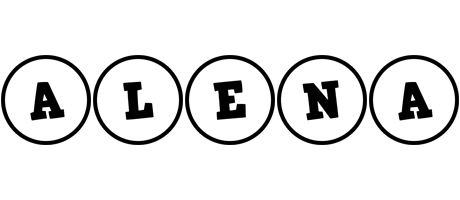 Alena handy logo