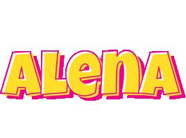 Alena kaboom logo