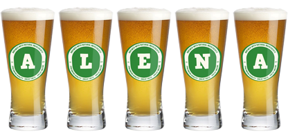Alena lager logo