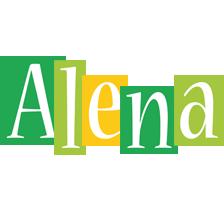 Alena lemonade logo