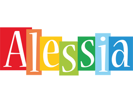 Alessia colors logo