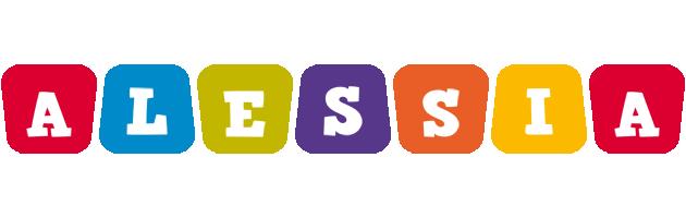 Alessia daycare logo