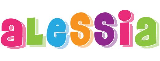 Alessia friday logo