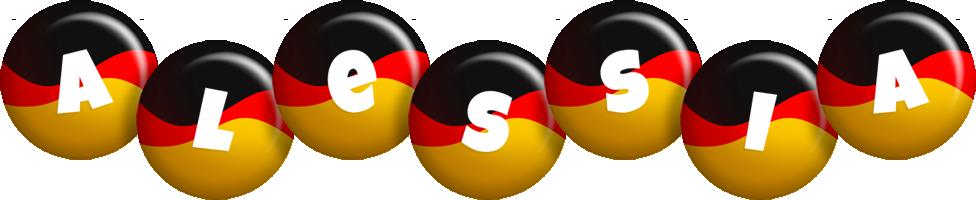Alessia german logo
