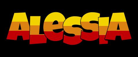 Alessia jungle logo