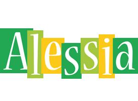 Alessia lemonade logo