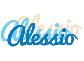 Alessio breeze logo