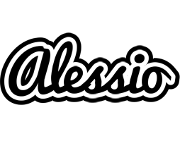 Alessio chess logo