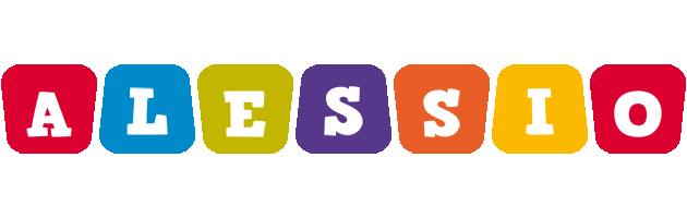 Alessio daycare logo