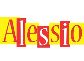 Alessio errors logo
