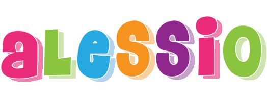 Alessio friday logo