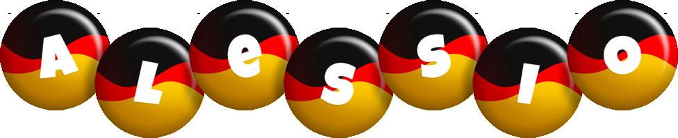 Alessio german logo