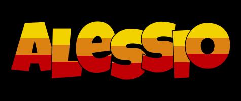 Alessio jungle logo