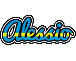 Alessio sweden logo
