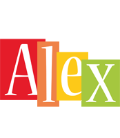 Alex colors logo