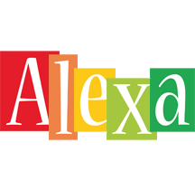 Alexa colors logo