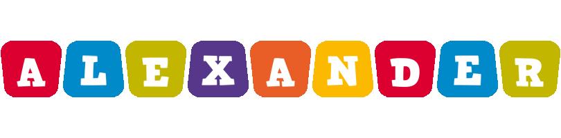 Alexander kiddo logo
