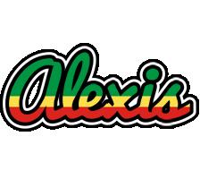 Alexis african logo
