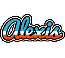 Alexis america logo