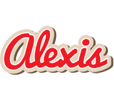 Alexis chocolate logo