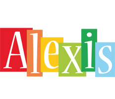 Alexis colors logo