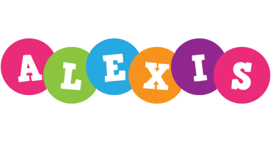 Alexis friends logo