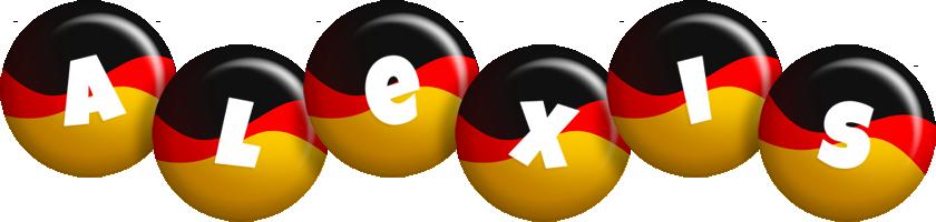 Alexis german logo