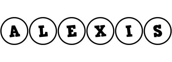 Alexis handy logo